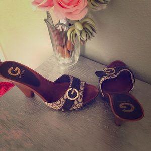 Vintage Guess shoes
